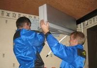 ремонт кондиционеров на дому в Сургуте, гарантия, доступные цены, хорошие отзывы