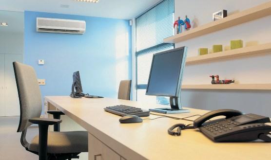 установка кондиционеров в офисах в городе Сургут и Сургутском районе